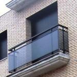 barandas para balcon